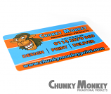 500 Plastic Business Cards